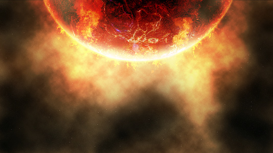 Black hole attack - 4 5