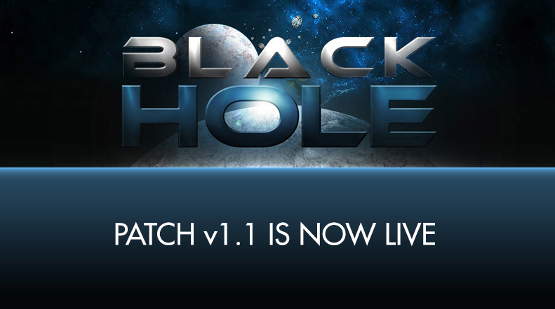 Black Hole patch v1.1